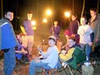 Cattail Torches Wilderness Survival